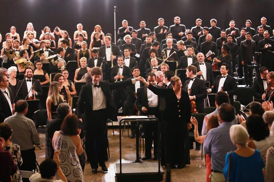 Euforia en Mérida por Novena Sinfonía de Beethoven