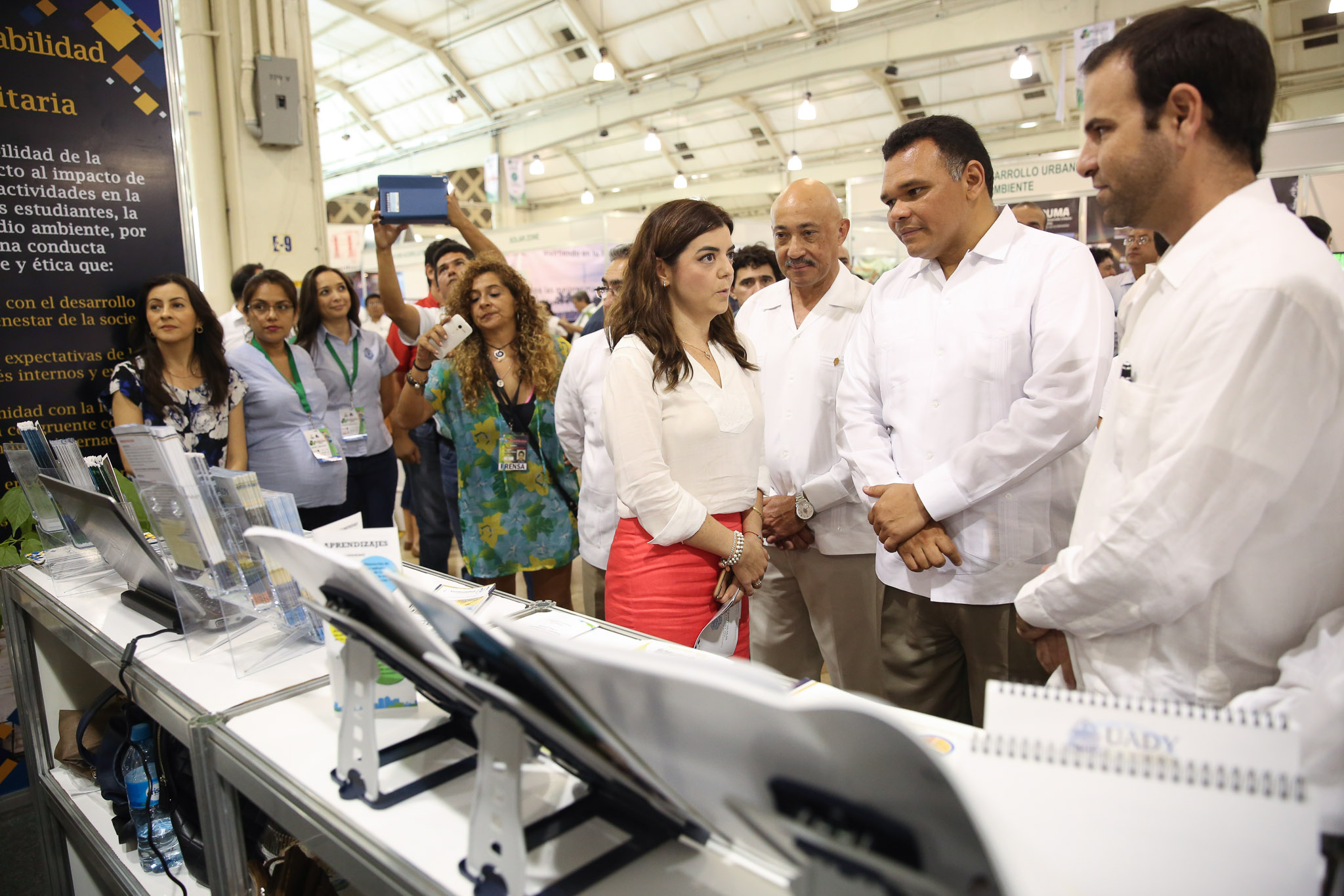 Inauguran segunda edición de Expo Foro Ambiental 2016