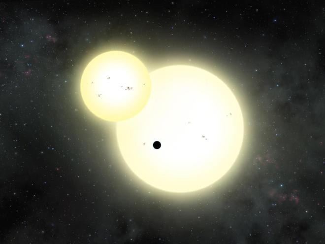Descubren planeta gigante con 2 soles; ¿Tatooine?