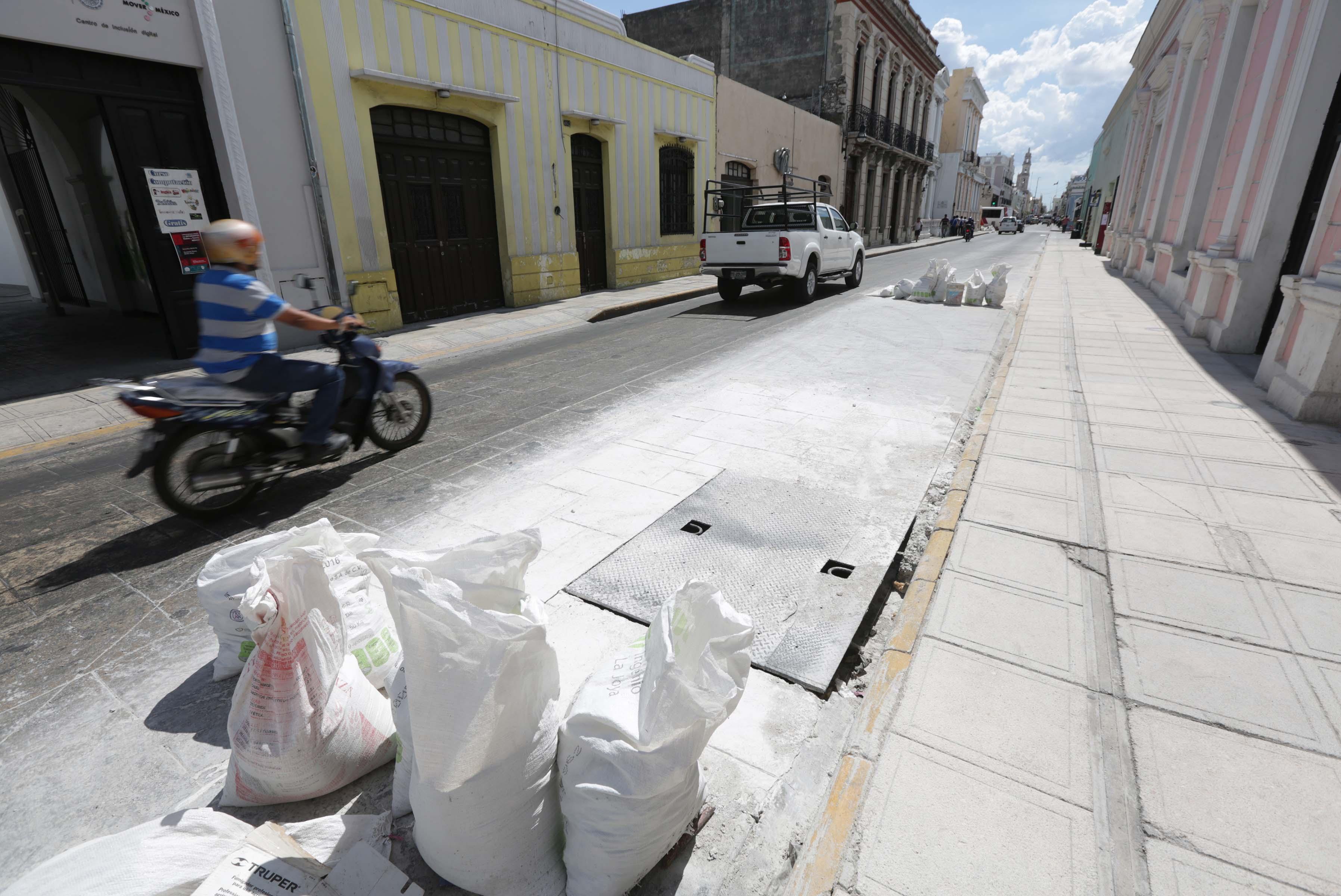 Por trabajos en Centro Histórico se mantendrá reubicación temporal de paraderos