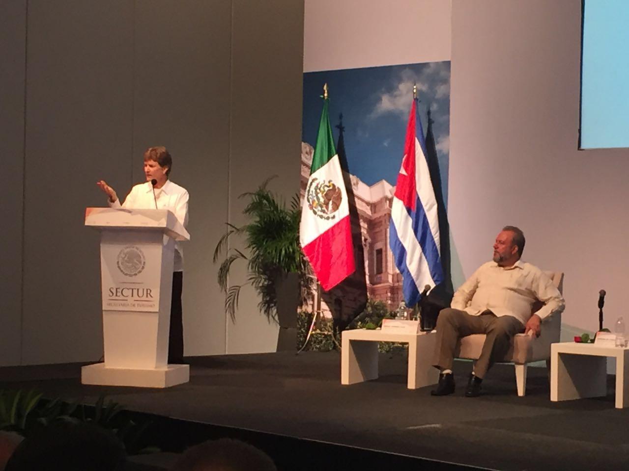 Lanzan desde Yucatán alianza turística con Cuba