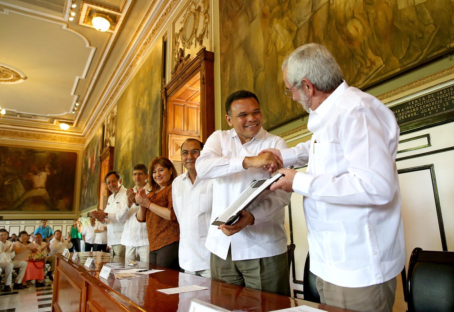 Amplía UNAM presencia en Yucatán