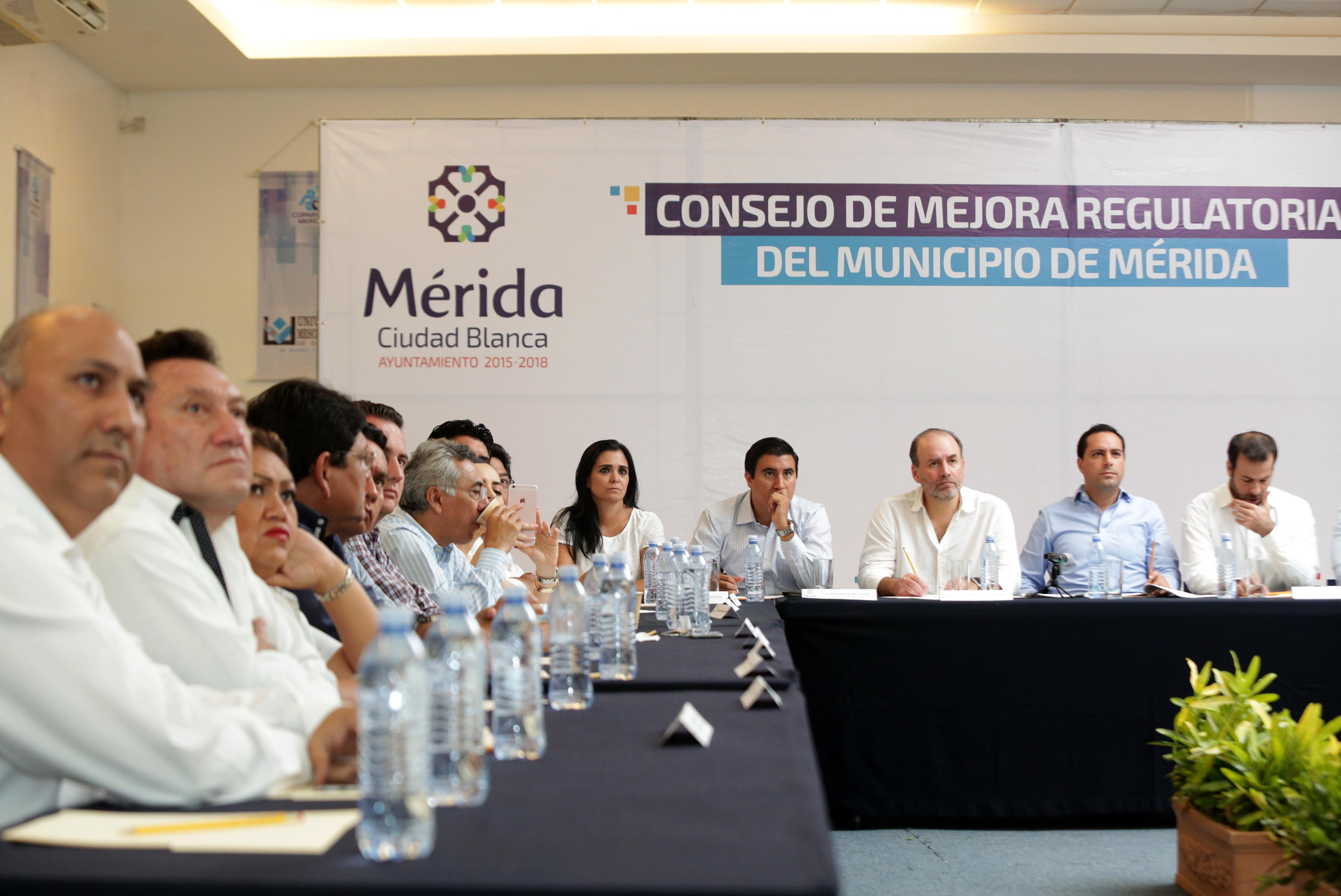 Instalan en Mérida Consejo de Mejora Regulatoria