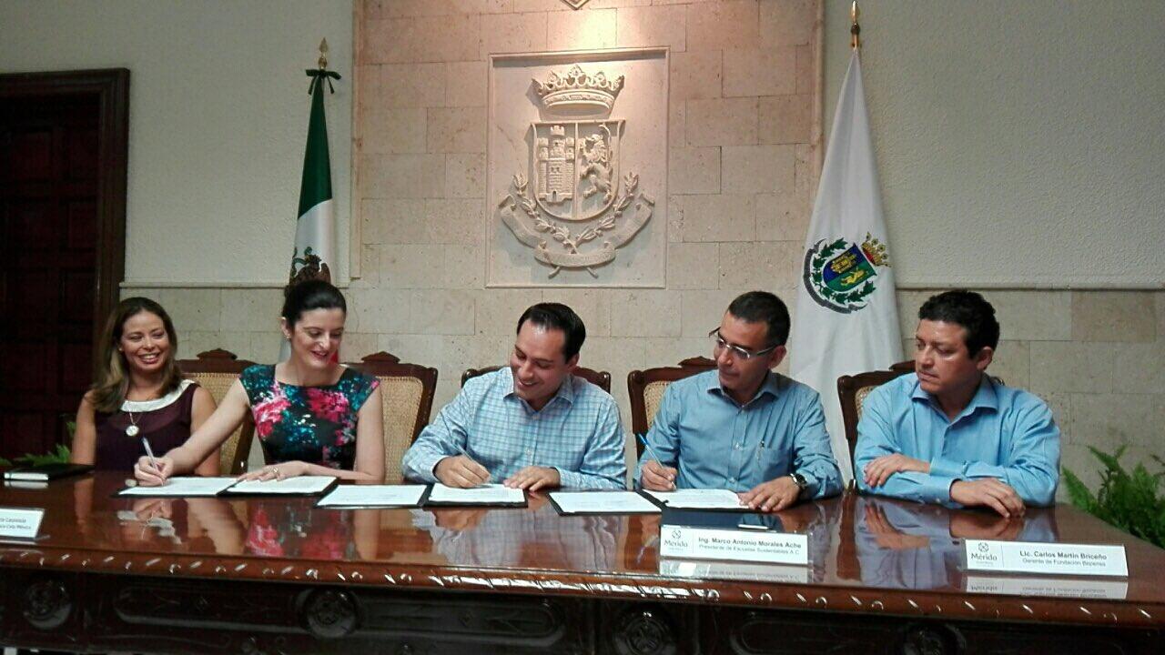 Equiparán parques de Mérida para activación física