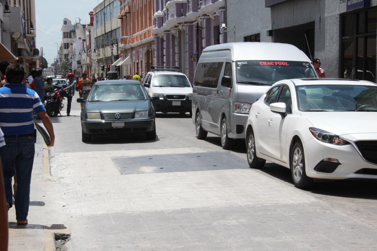Reubicarán 27 rutas de transporte en Mérida