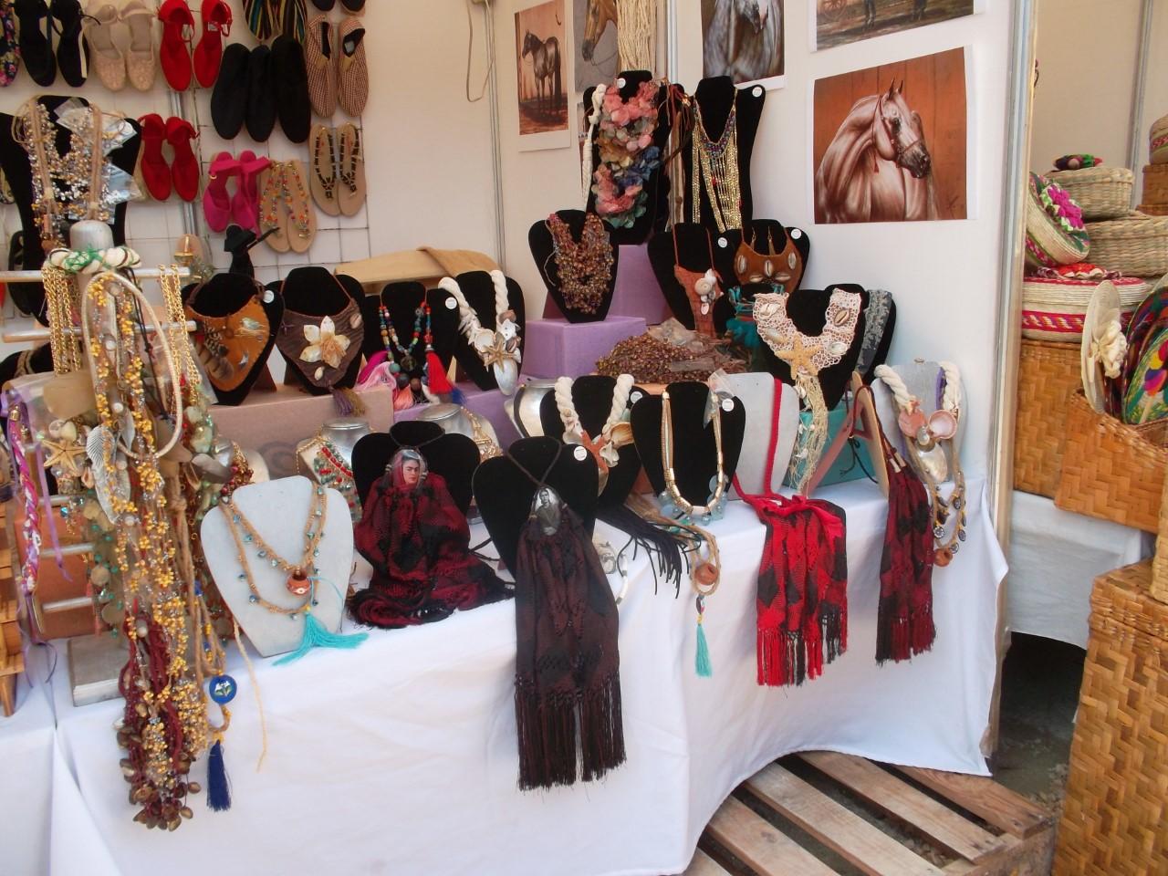 Historias de artesanos en la Feria de Tunich