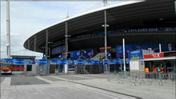 Encuentran bomba en estadio previo a juego de Francia vs Islandia
