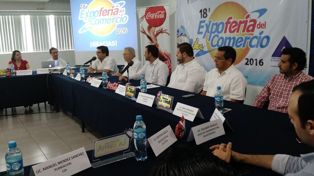 Expo Comercio 2016, centro de negocios del sureste
