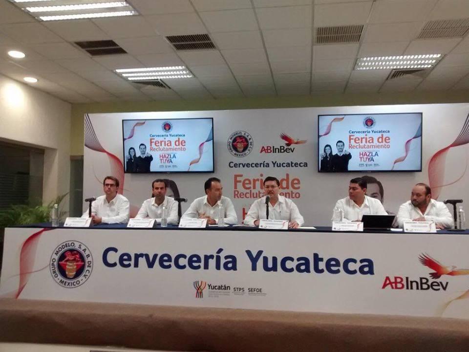 Grupo Modelo recluta primero grupo para su planta en Mérida