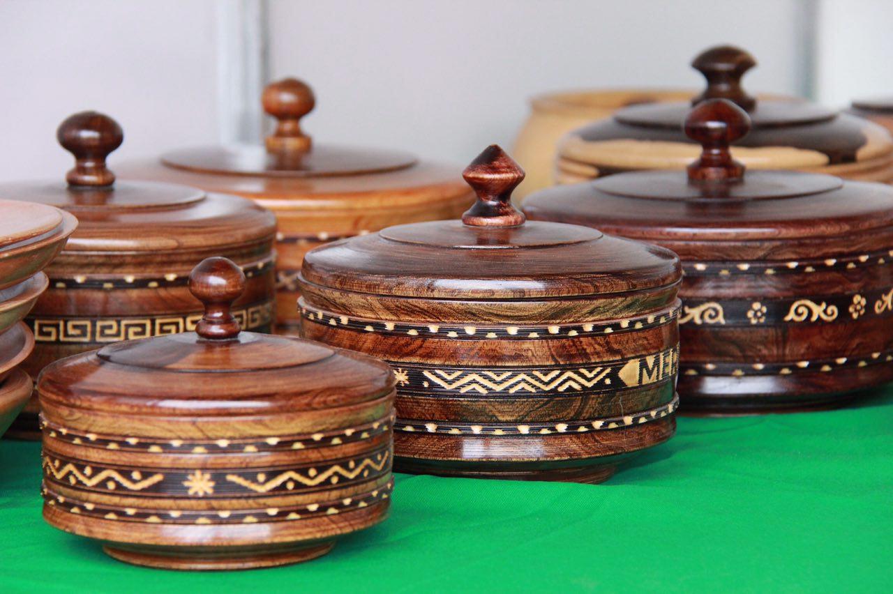 "Feria Artesanal ""Tunich"" en comisaría de Dzityá"
