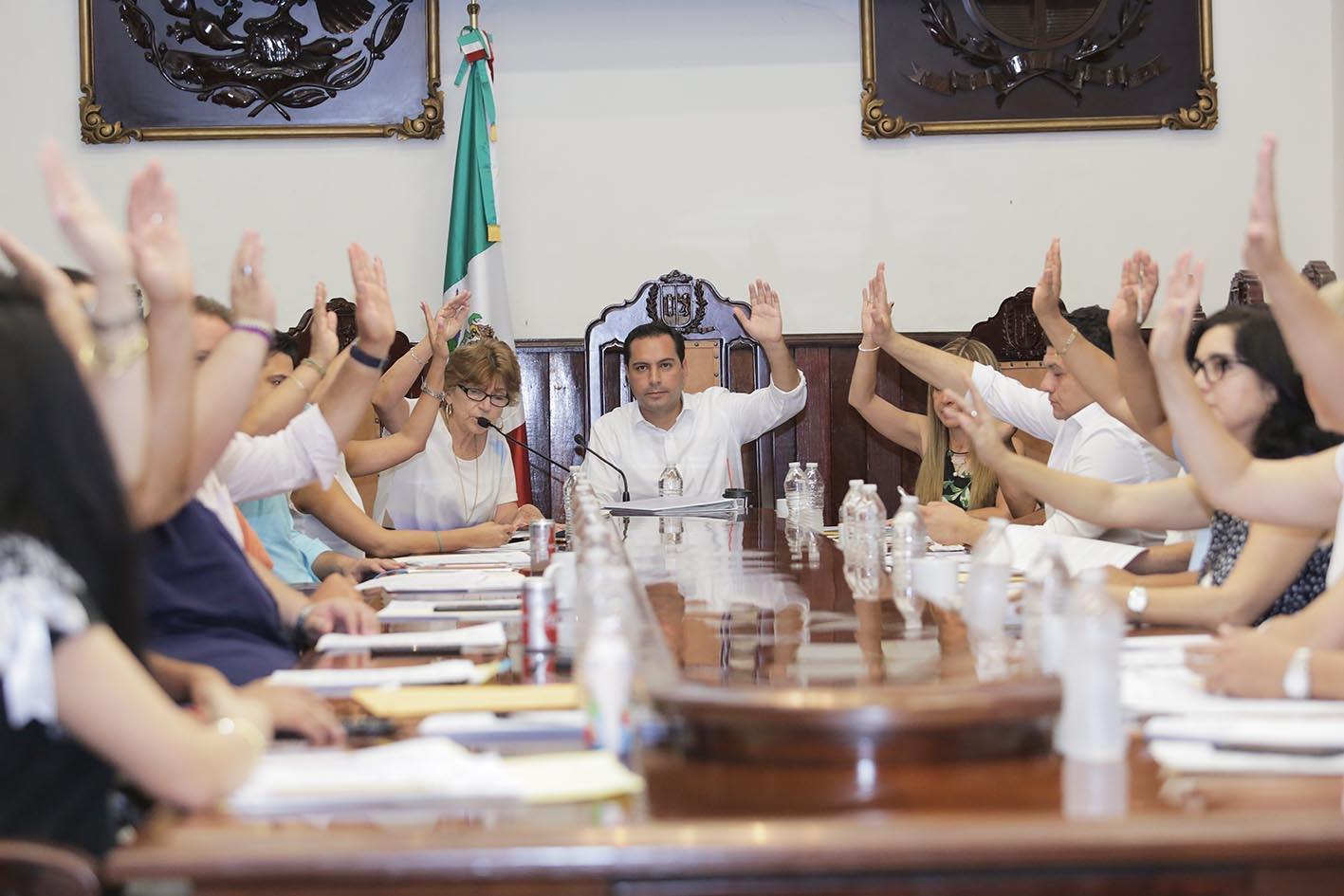 Tercera priorización de obras en Mérida