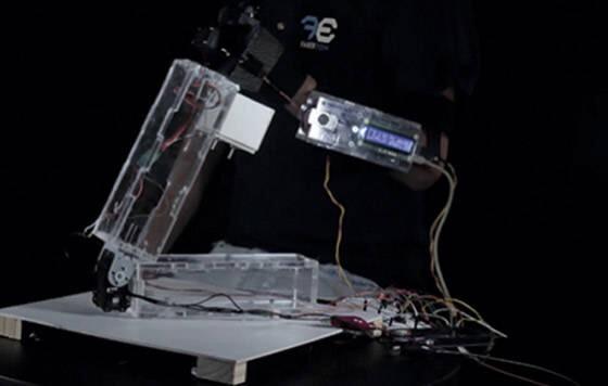 Jóvenes mexicanos diseñan exoesqueleto para NASA