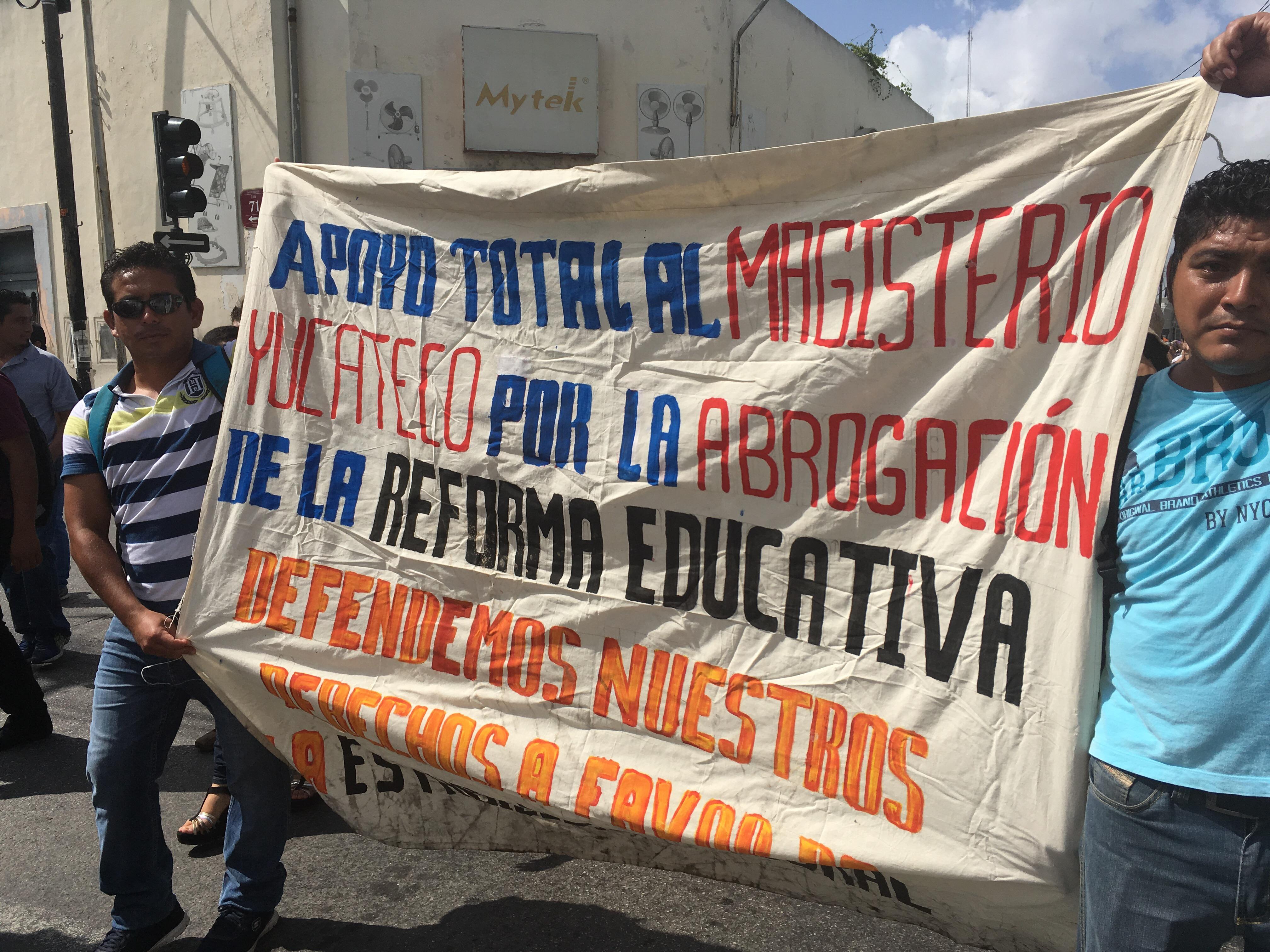 Pararon clases escuelas en Mérida y municipios de Yucatán