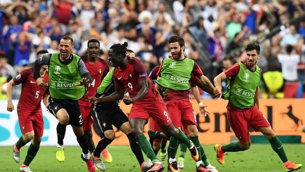Portugal, nuevo campeón de Europa