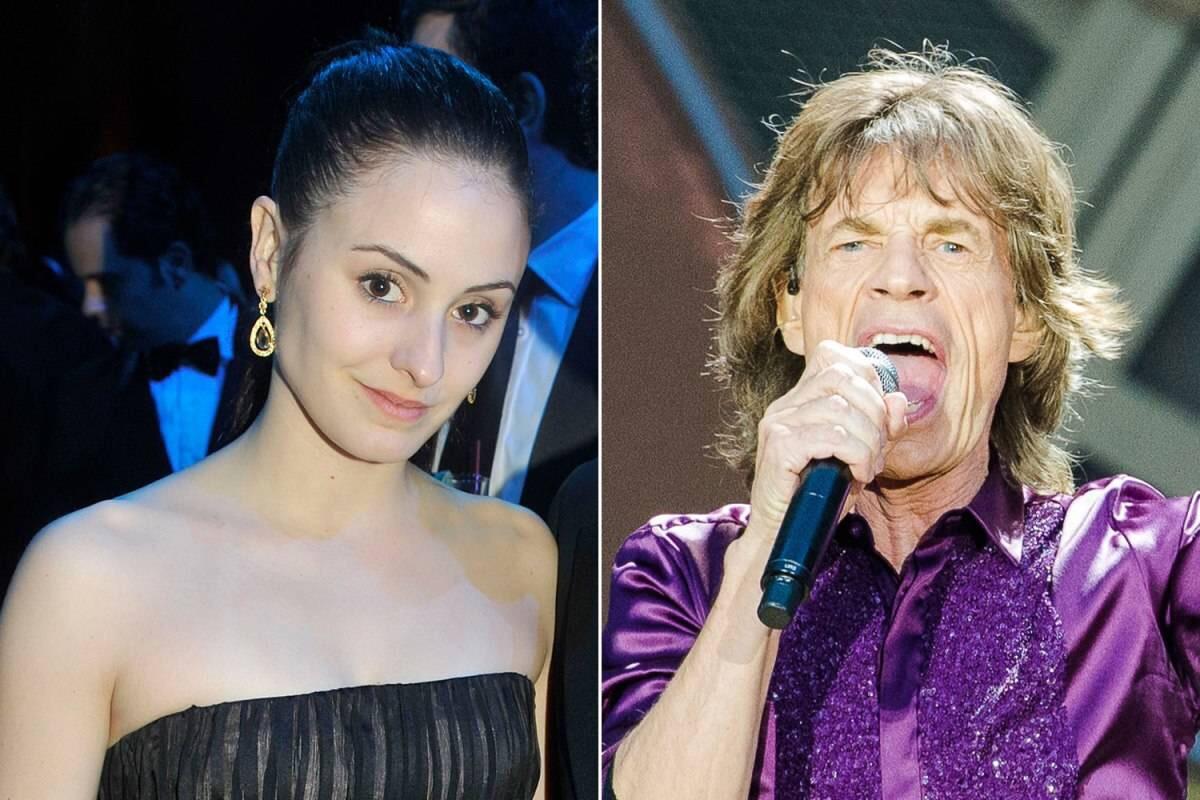Mick Jagger será padre por octava ocasión