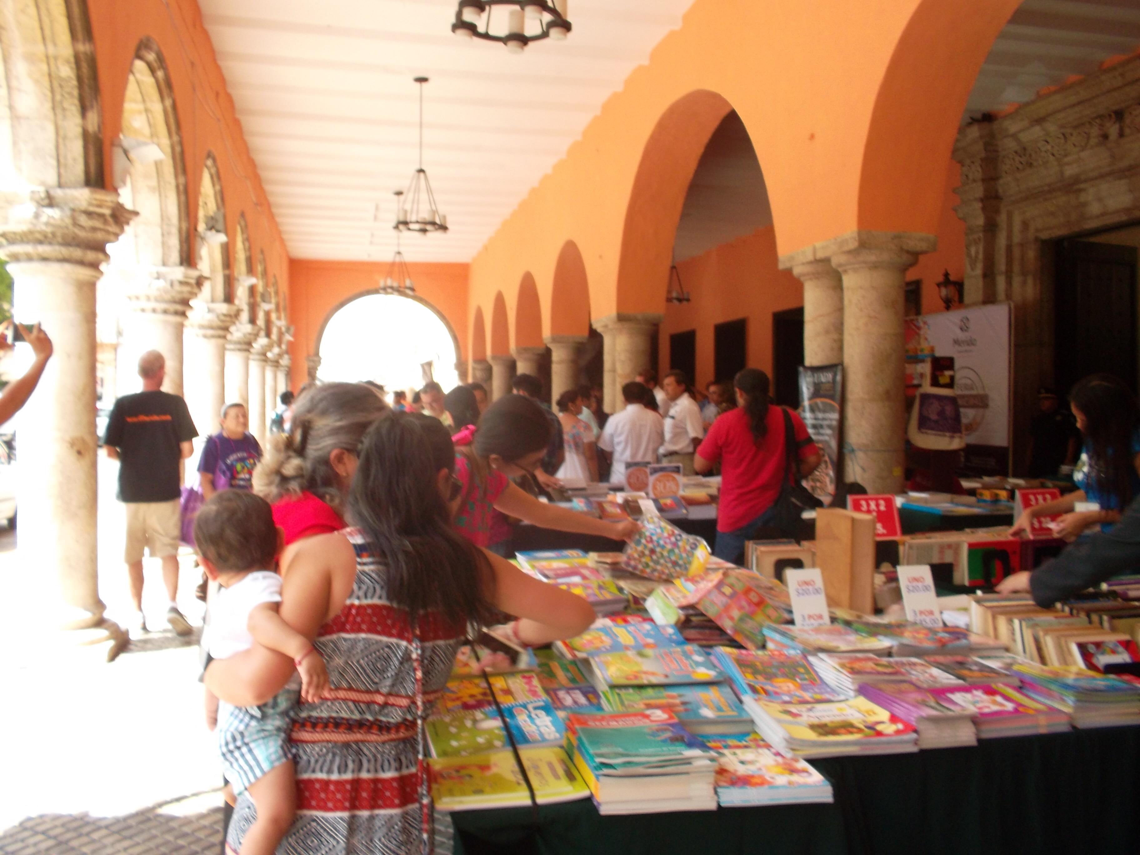 ¡Arranca la Feria Municipal del Libro!