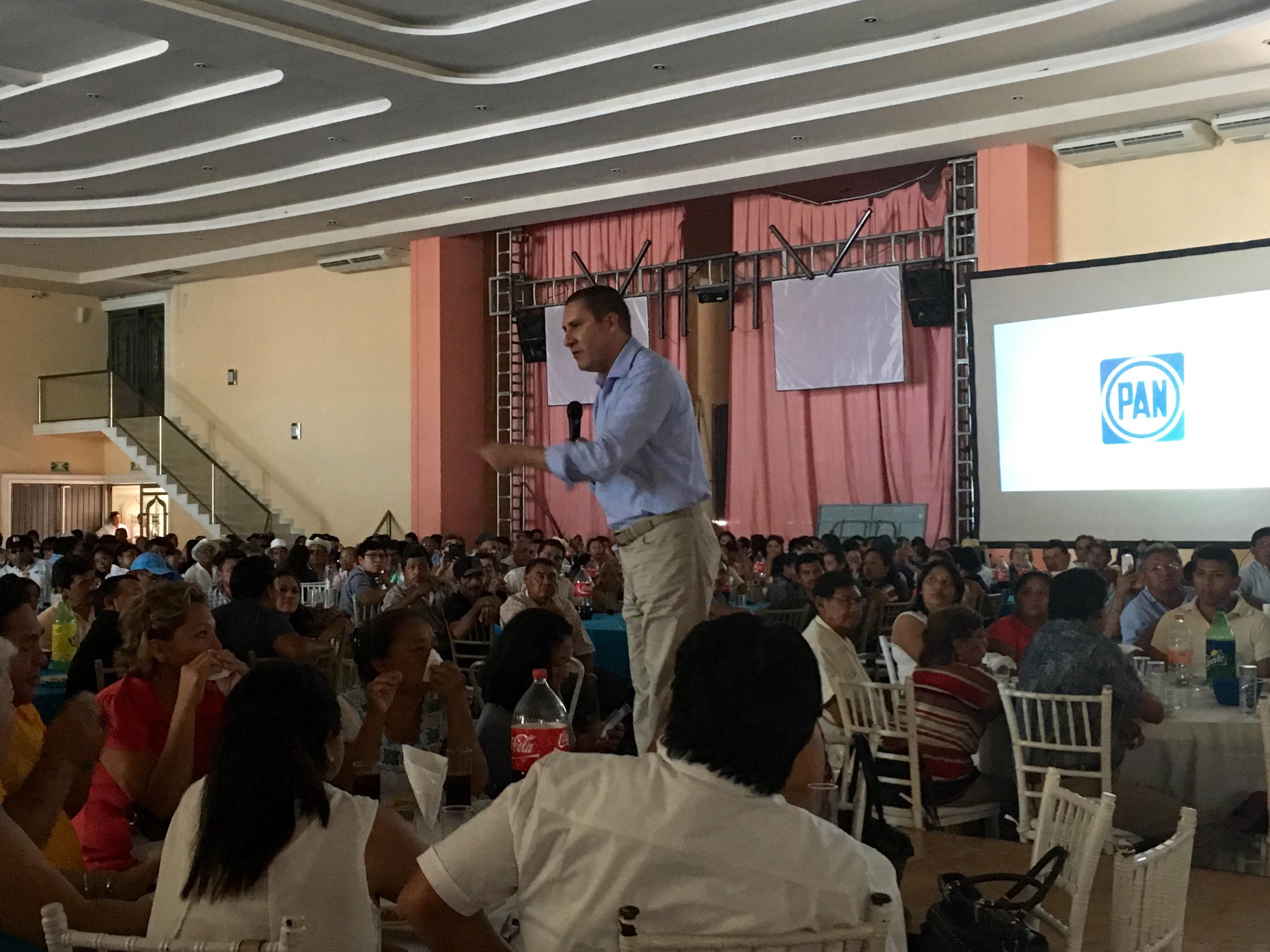 Moreno Valle, gobernador y aspirante
