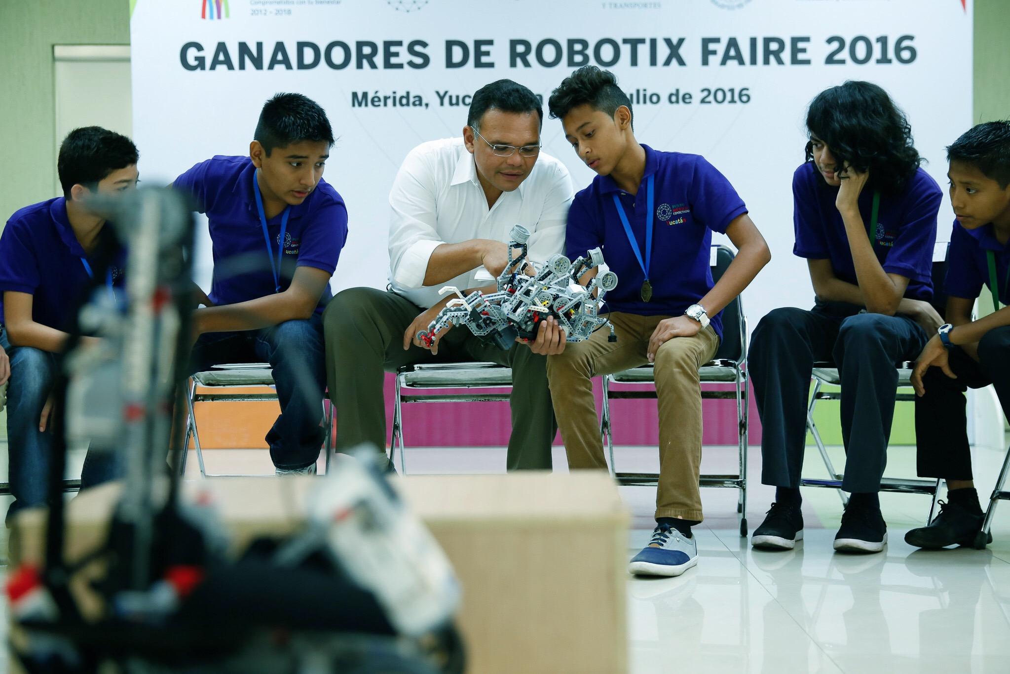Viajarán jóvenes yucatecos a Silicon Valley