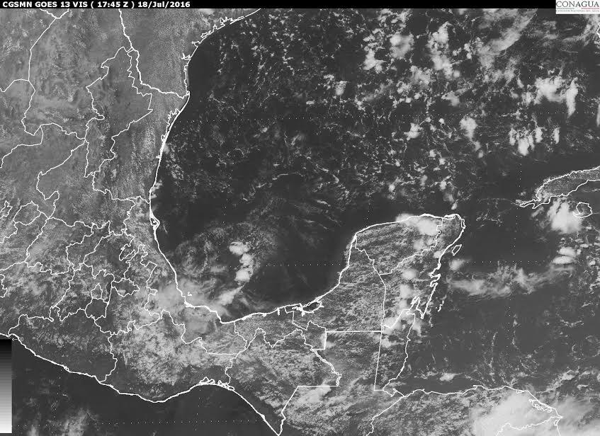 Onda tropical favorecería lluvias este lunes y martes