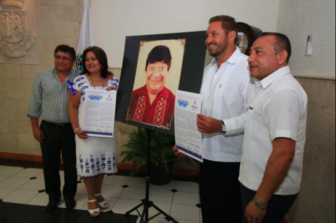 Sexta convocatoria de medalla Héctor Herrera 'Cholo'