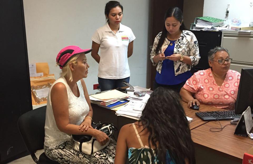 Menor extraviada en Valladolid aparece en Tulum