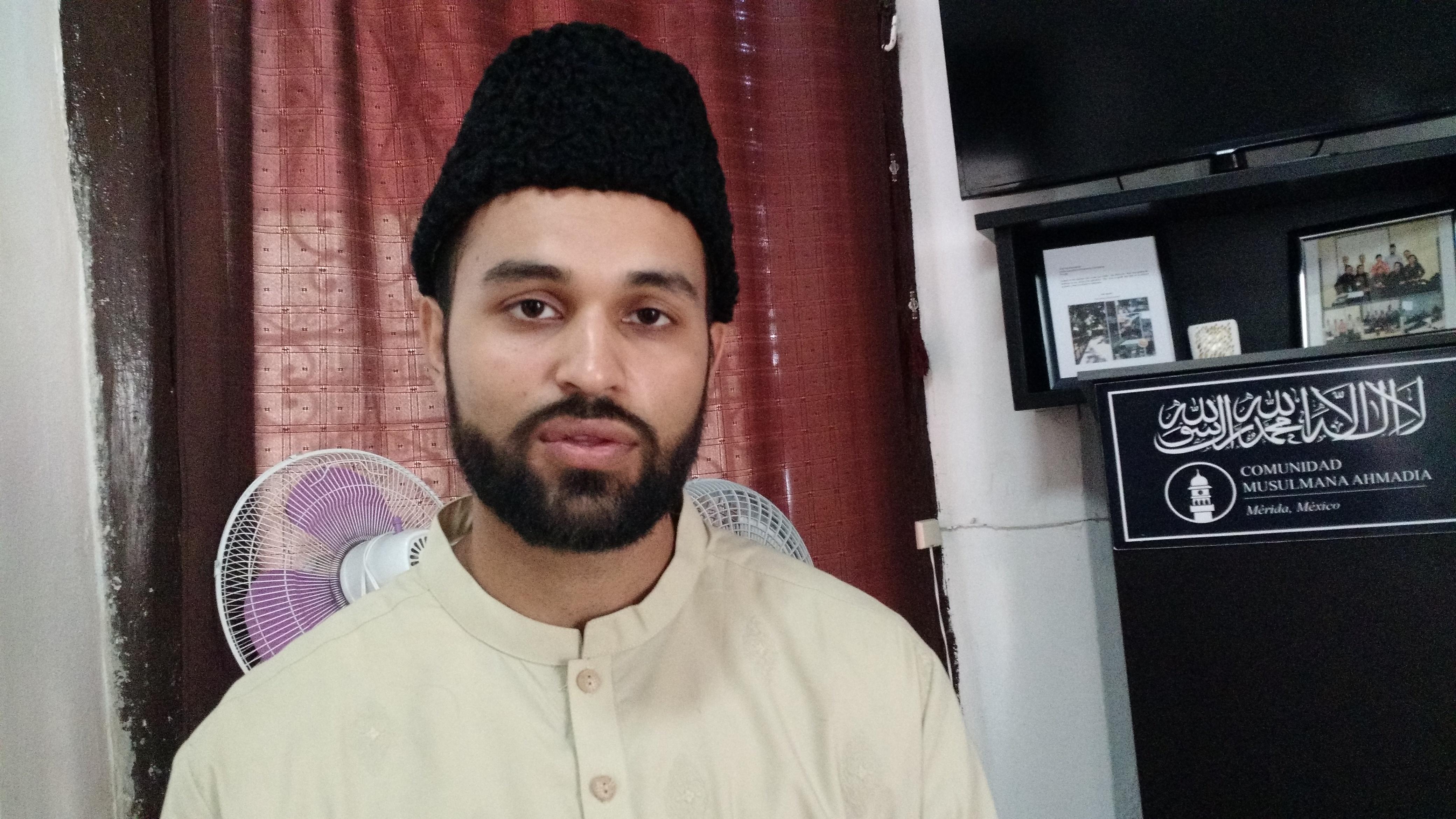 Pastor islámico en defensa de su religión