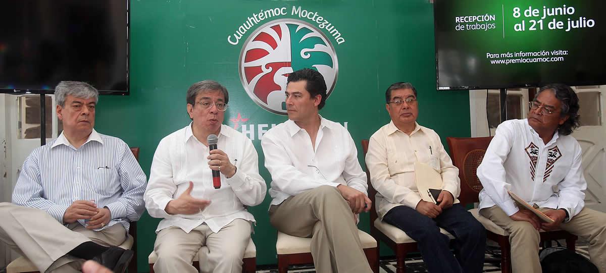 Prórroga al Premio Heineken de Periodismo en Yucatán