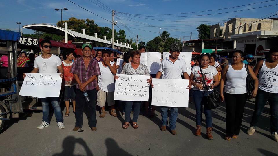 Un grito contra la impunidad en Tekax