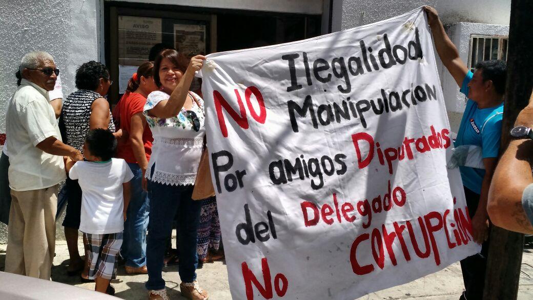 Denuncian favoritismo en delegación de Sedesol Yucatán