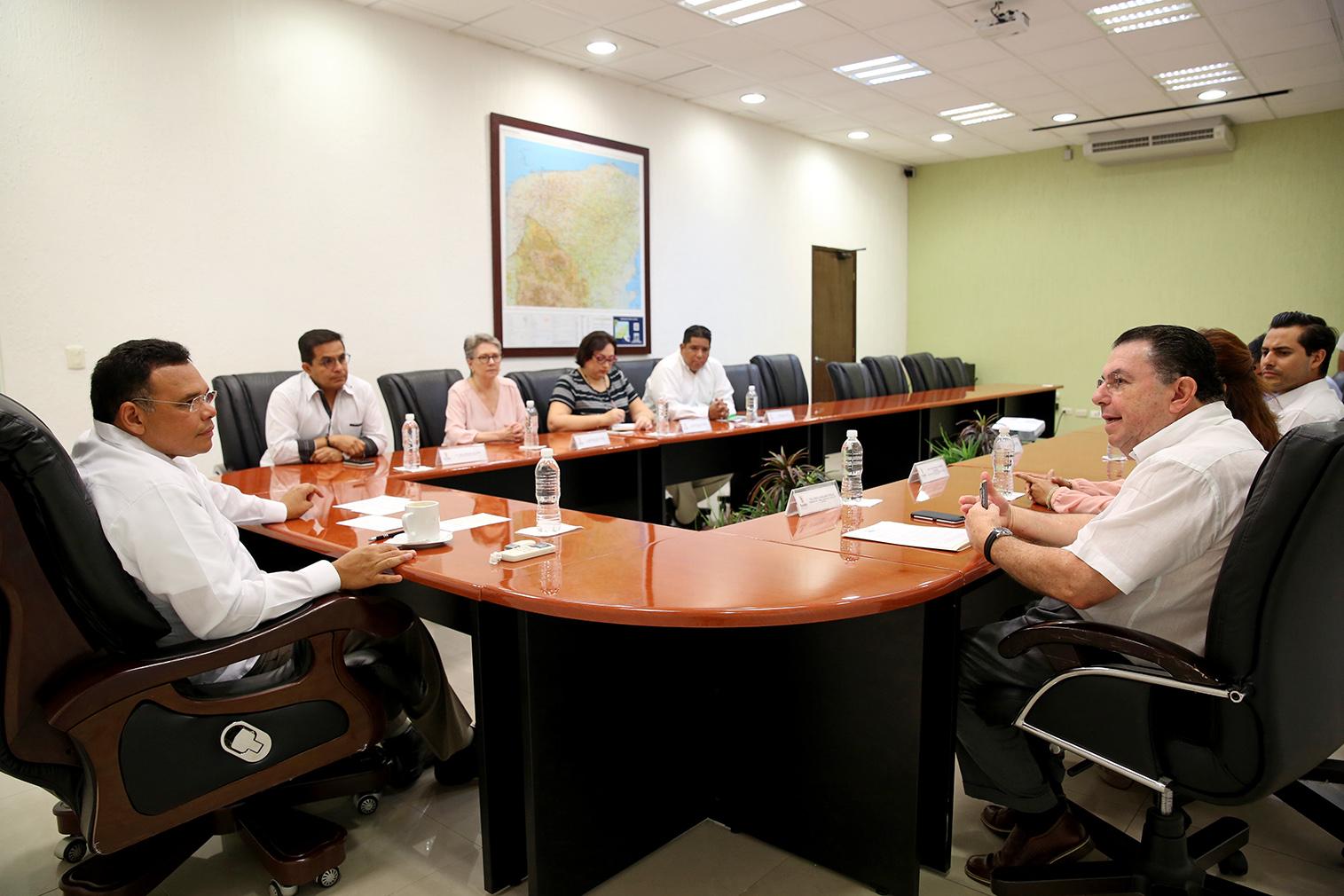 Nueva directiva del Consejo Empresarial Turístico de Yucatán