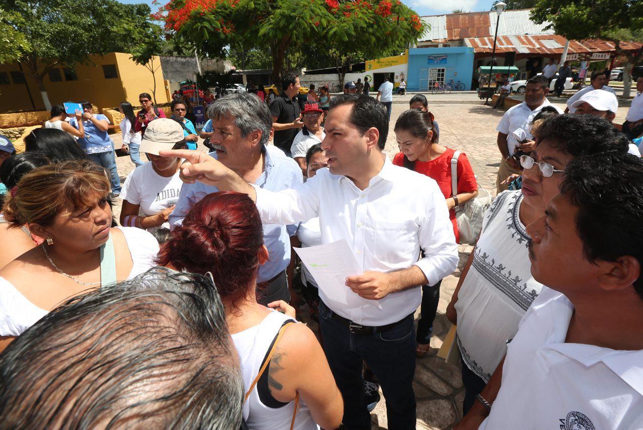 Vivienda, trabajos de limpieza y mantenimiento en comisarías de Mérida