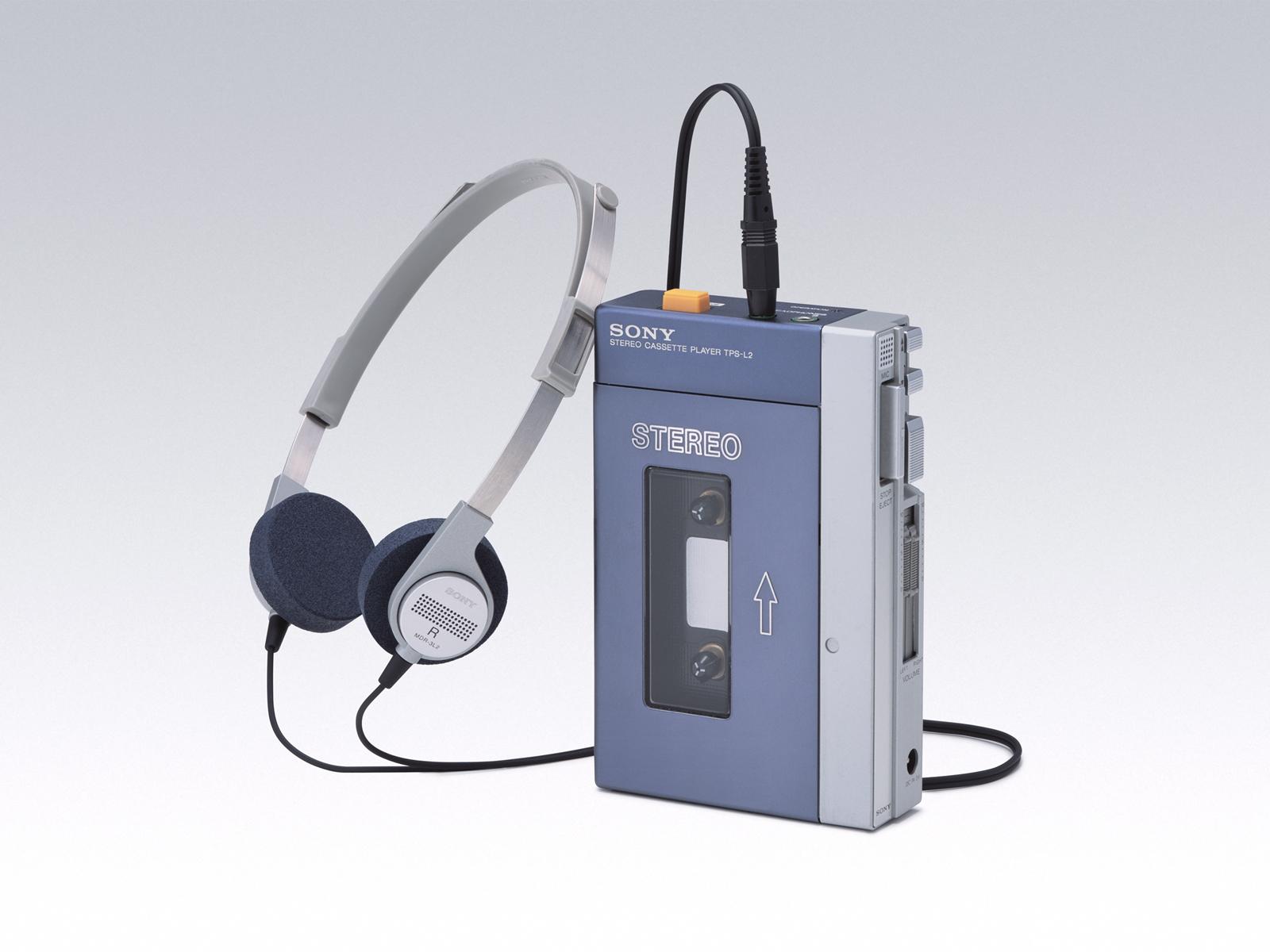 Cumple el Walkman 37 años