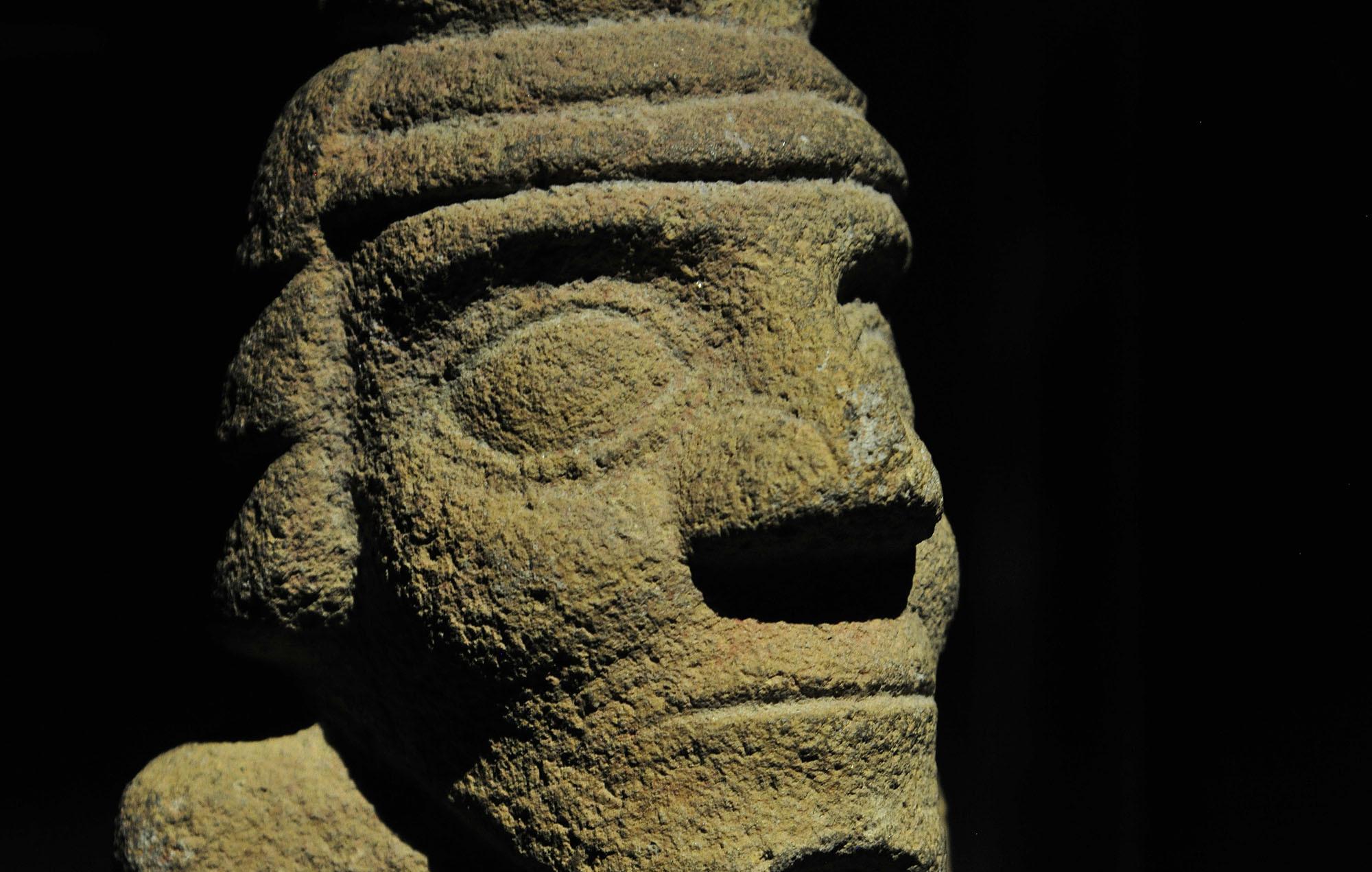 Abre exposición de 250 piezas en Museo Maya de Cancún