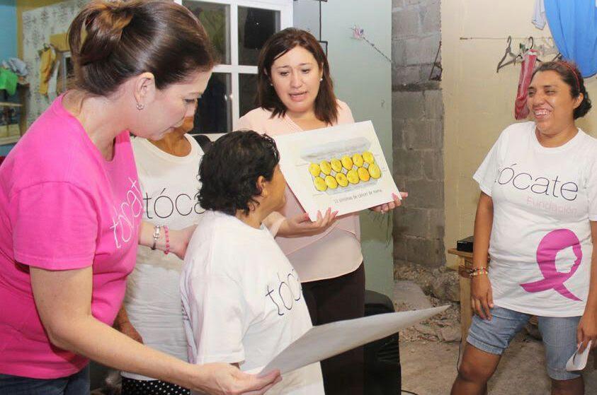 Inicia tercera etapa para combatir cáncer de mamaen Mérida