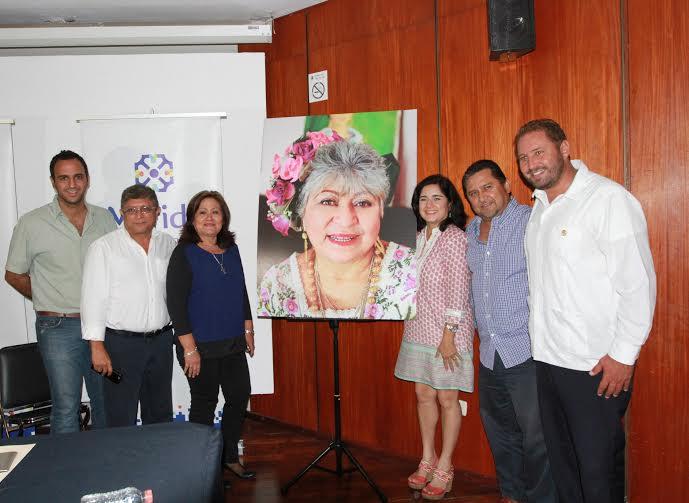 """""""Chonita"""", ganadora de la Medalla Héctor Herrera"""