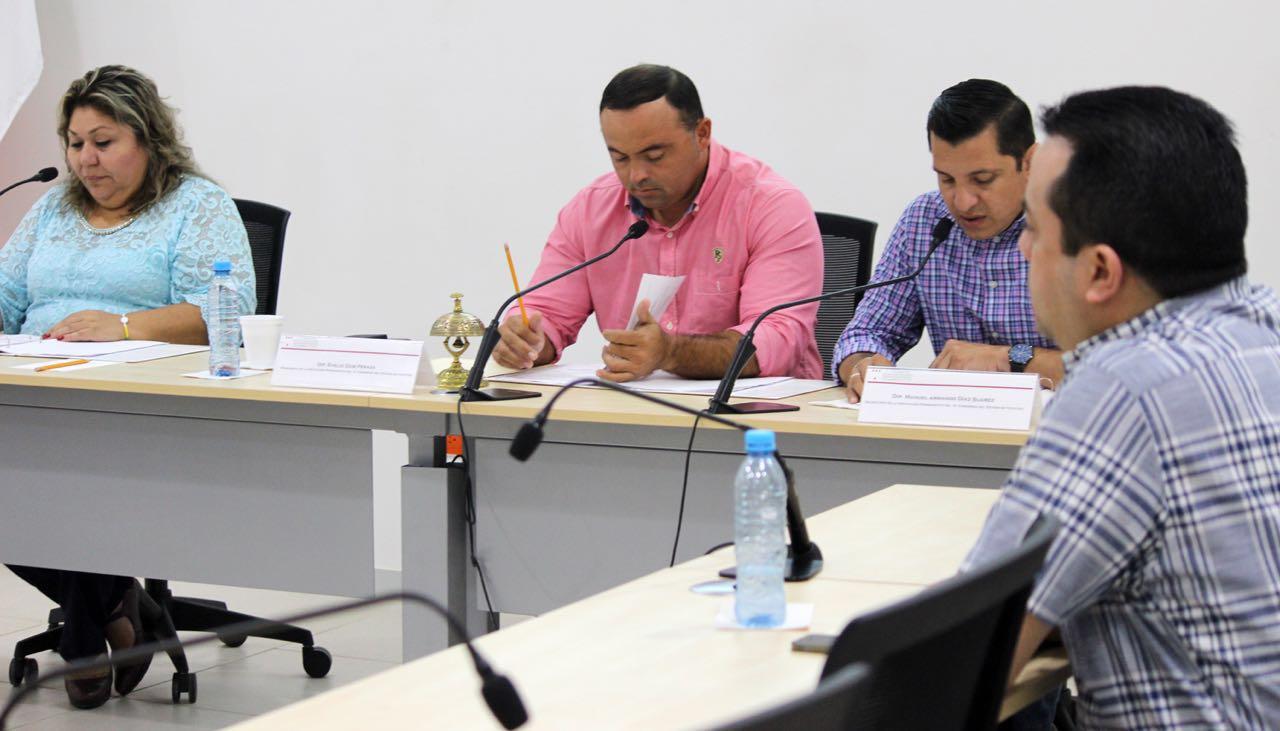 Seguimiento en Congreso Yucatán a caso de tortura en Tekax