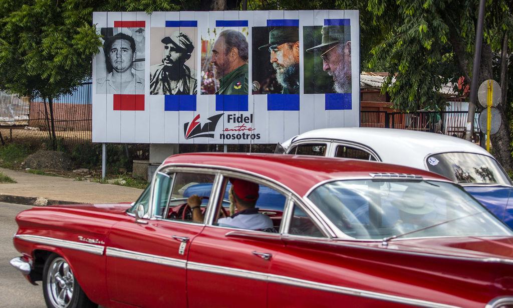 Celebra Fidel Castro sus 90 años