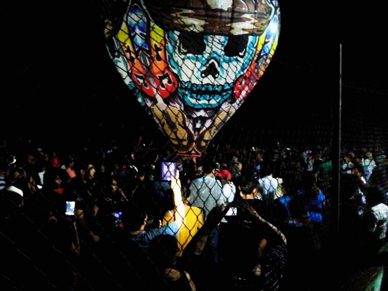 Festival de Globos de Tahmek convoca con éxito a yucatecos