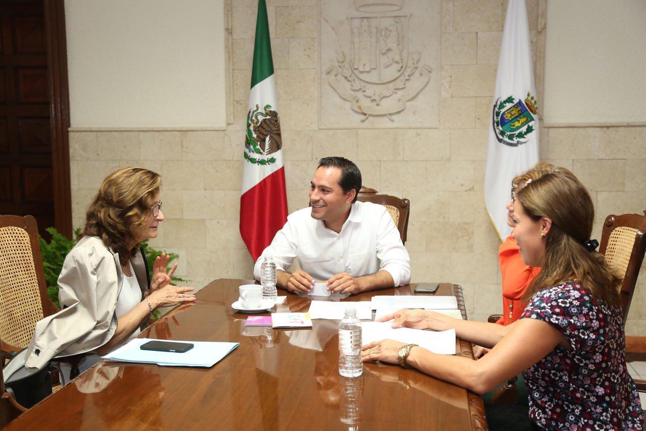 Mérida, elegida para proyecto internacional
