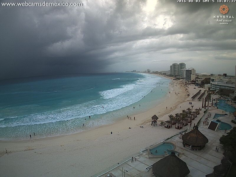 'Perdona' huracán destinos turísticos de QRoo