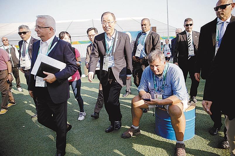 Río en quiebra, en la víspera de Juegos Olímpicos 2016