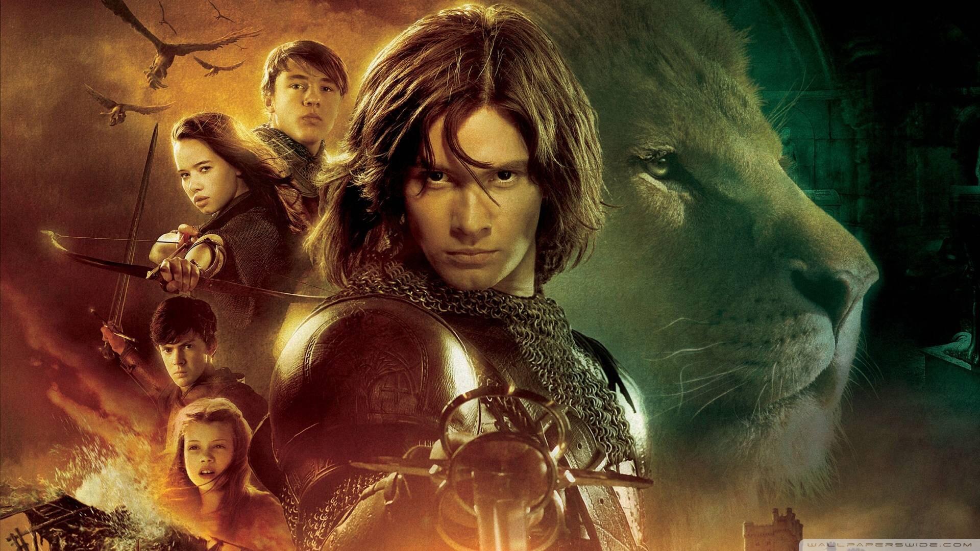 'Las Crónicas de Narnia' regresarán al cine