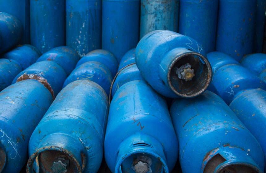 Precio del gas LP bajará $1.28 temporalmente.-  SHCP