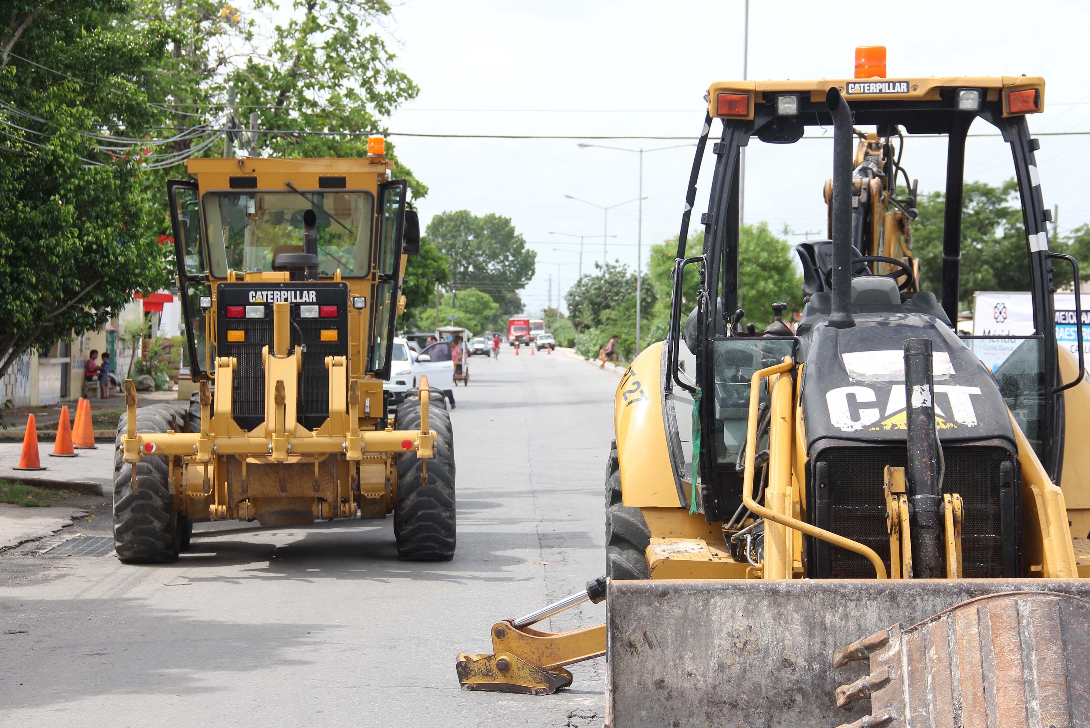 Inician obras de modernización en calle 50 sur