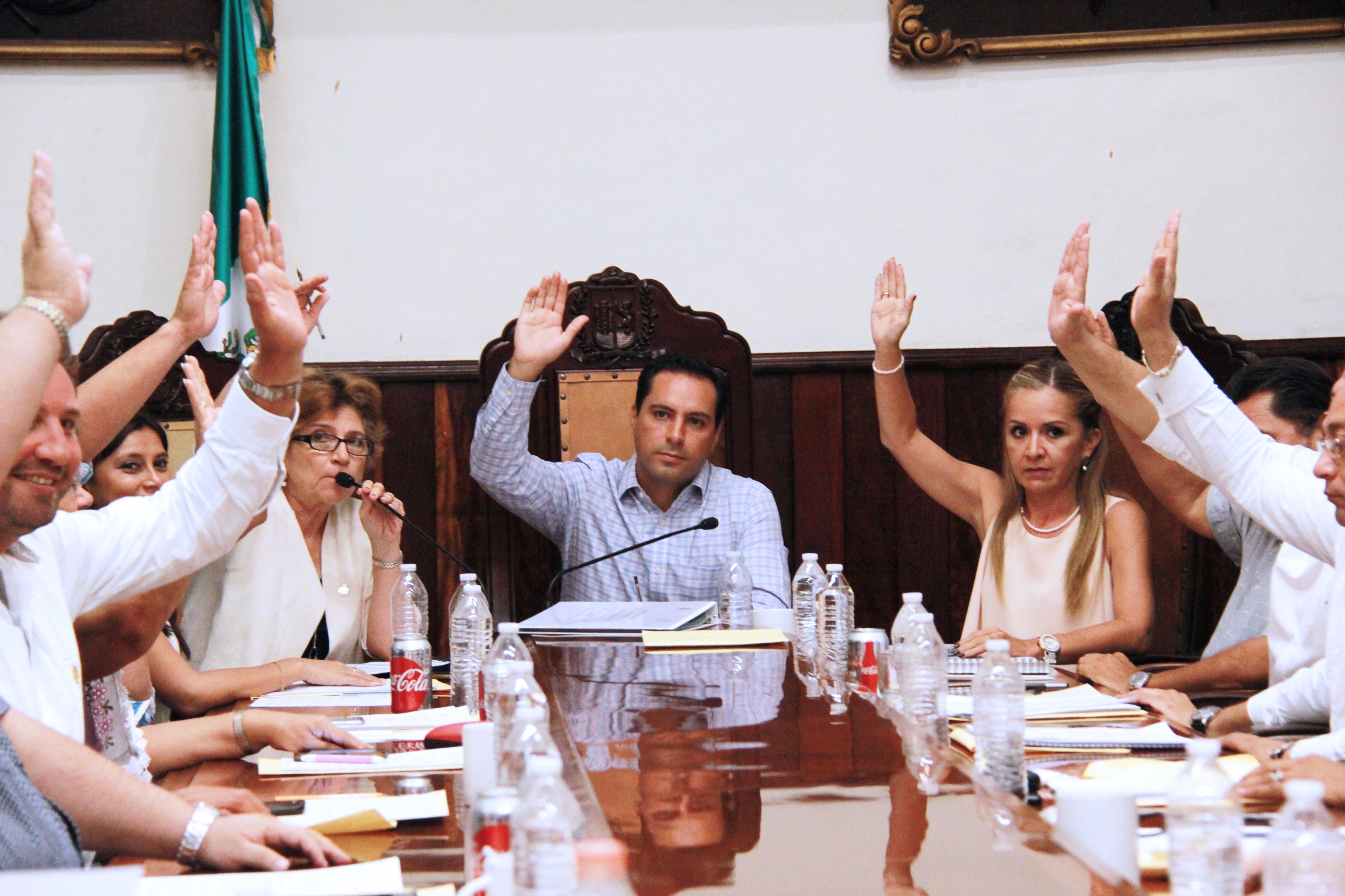 Seguirá espectáculo de 'videomaping' en Mérida