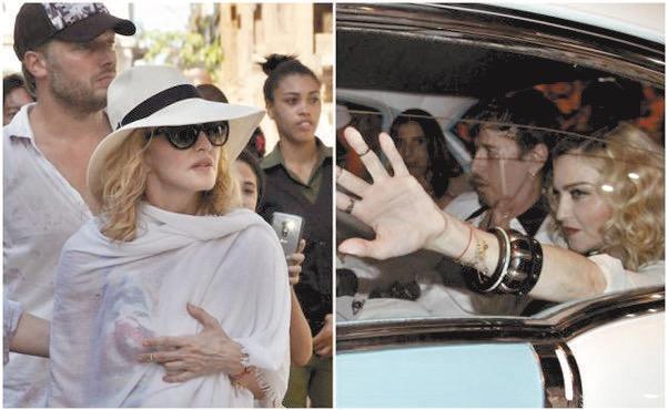 Madonna baila ritmos cubanos