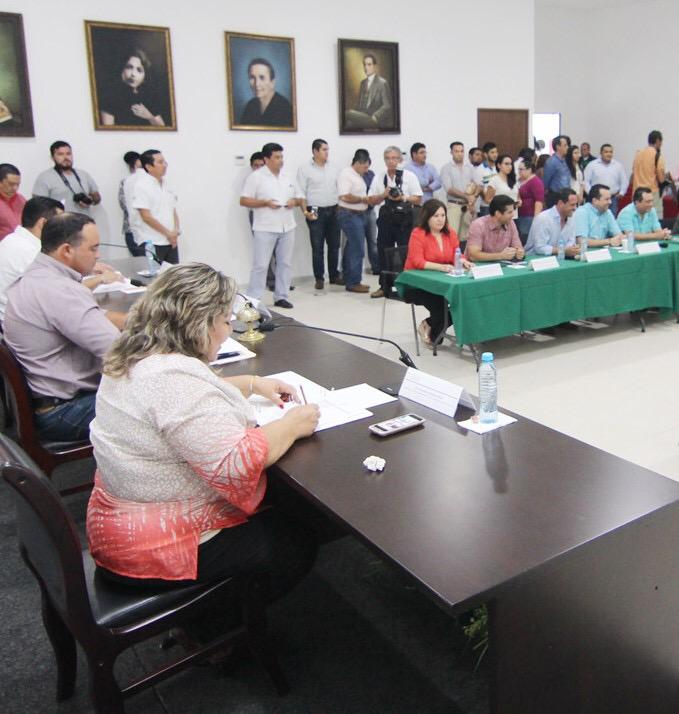Designan directiva en Congreso Yucatán
