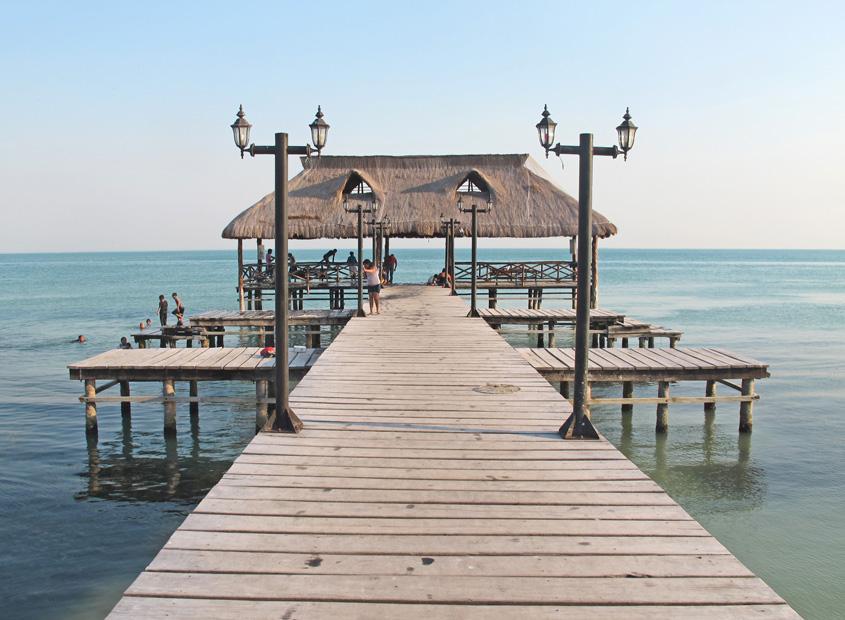 Rodarán película en Isla Aguada y Carmen
