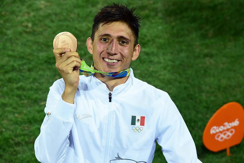 Ismael Hernández: del doping al bronce olímpico en pentatlón