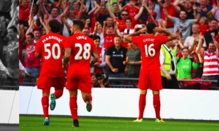 Liverpool humilla al Barça con un 4-0
